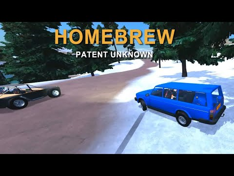 Volvo 240 Rally in Homebrew: Patent Unknown  