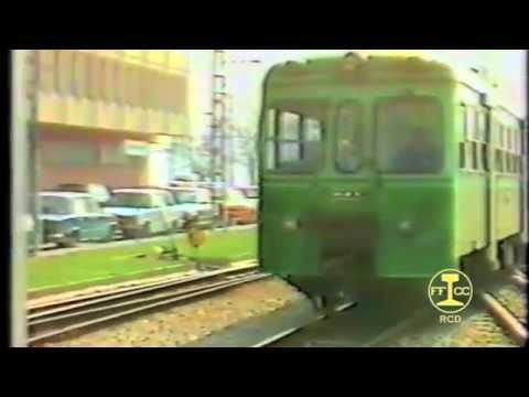 FGC Ferrocarrils De La Generalitat de Catalunya. Circulaciones históricas. 06ª Parte.