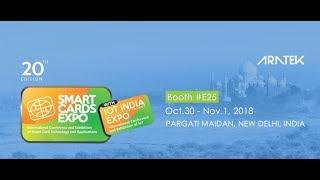 Gambar cover Smart Card Expo 2018