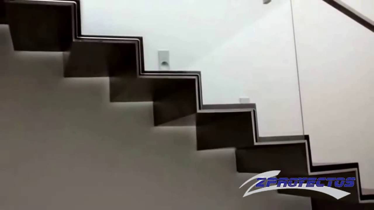 Escalera Residencial Youtube