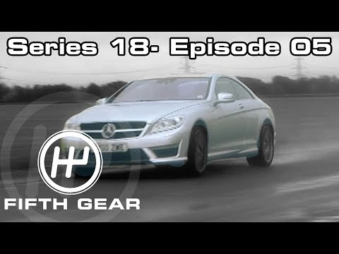 Fifth Gear: Series 18 Episode 5