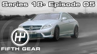 Fifth Gear Series 18 Episode 5 смотреть
