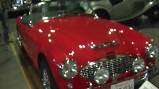 1959 Austin Healey 3000 Roadster