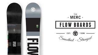 Flow Merc Snowboard 2015-16