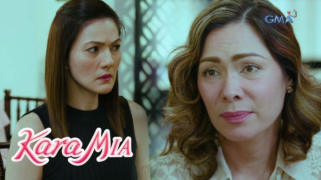 Kara Mia: Kasunduan ng dalawang misis   Episode 26