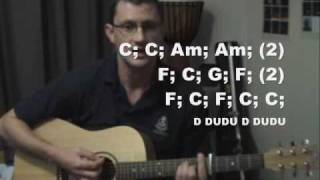 Nothing Ever Happens Acoustic Guitar Lesson Del Amitri