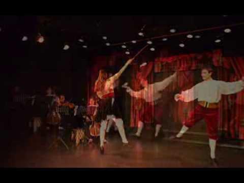 Danceries en Fables - Cie Fantaisies Baroques
