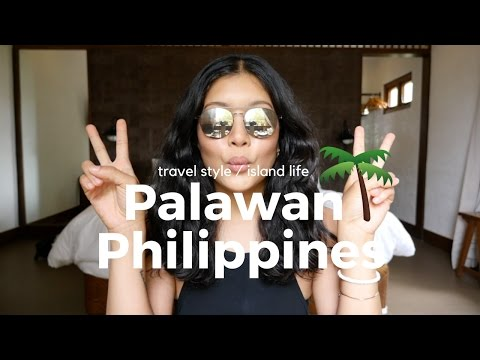 What to Pack for Palawan Island, Philippines / Travel + Style Essentials
