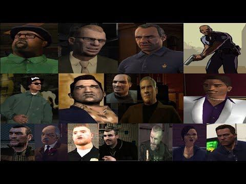 GTA All Antagonist Death