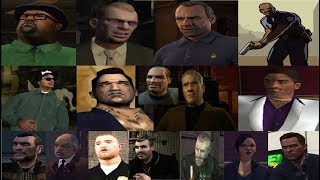 GTA All Antagonist Death