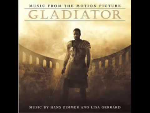trilha sonora do filme gladiador gratis