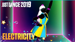 Just Dance 2019: Electricity by Silk City, Dua Lipa Ft. Diplo, Mark Ronson | Fanmade Collab Ft FinJD Video
