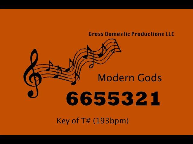 Modern Gods - 6655321 - Official Karaoke Video
