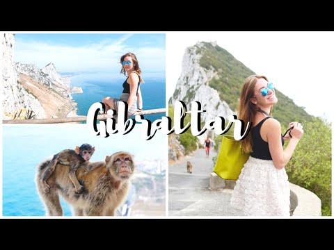 Top 10 Things To Do in Gibraltar | GIRL VS GLOBE