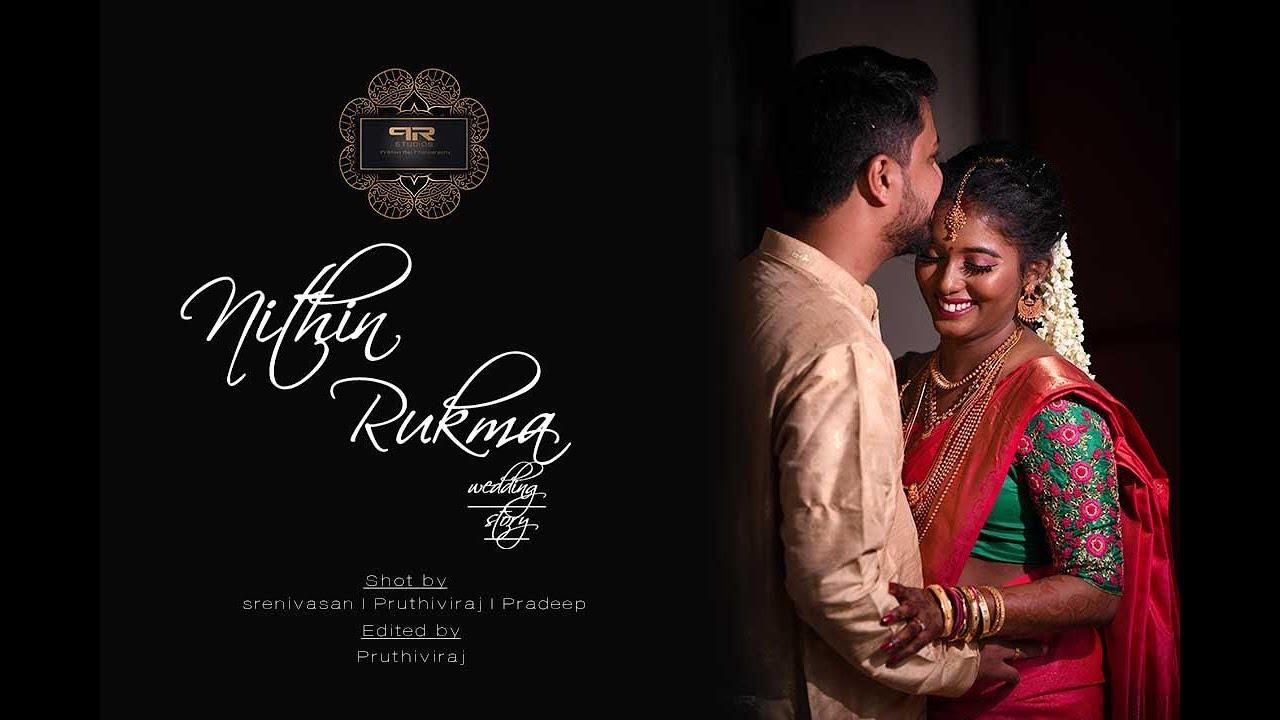 Nithin + Rukma | Wedding Teaser | 2018 | PR Studios