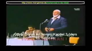 Muhammad (saws) in der Bibel - Ahmad Deedat -- Deutsch