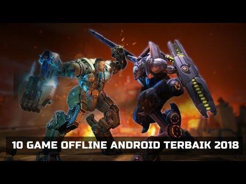 10 GAME OFFLINE ANDROID TERBAIK 2018