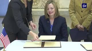الحكومة الأمريكية تتعهد بإرجاع الآثار الأردنية المهربة (16-12-2019)