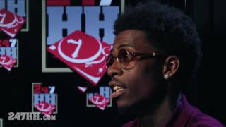 Rich Homie Quan - Wild Fights During Some Of My Shows (247HH Wild Tour Stories)