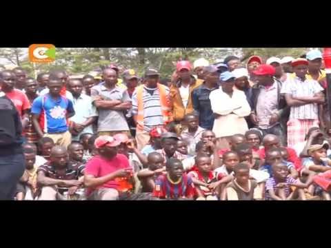 Mashabiki wa Radio Ramogi wajivinjari