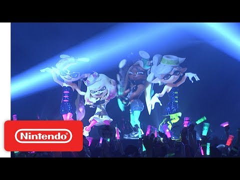 Splatoon 2 - Live Concert at Nintendo Live 2019 - Nintendo Switch
