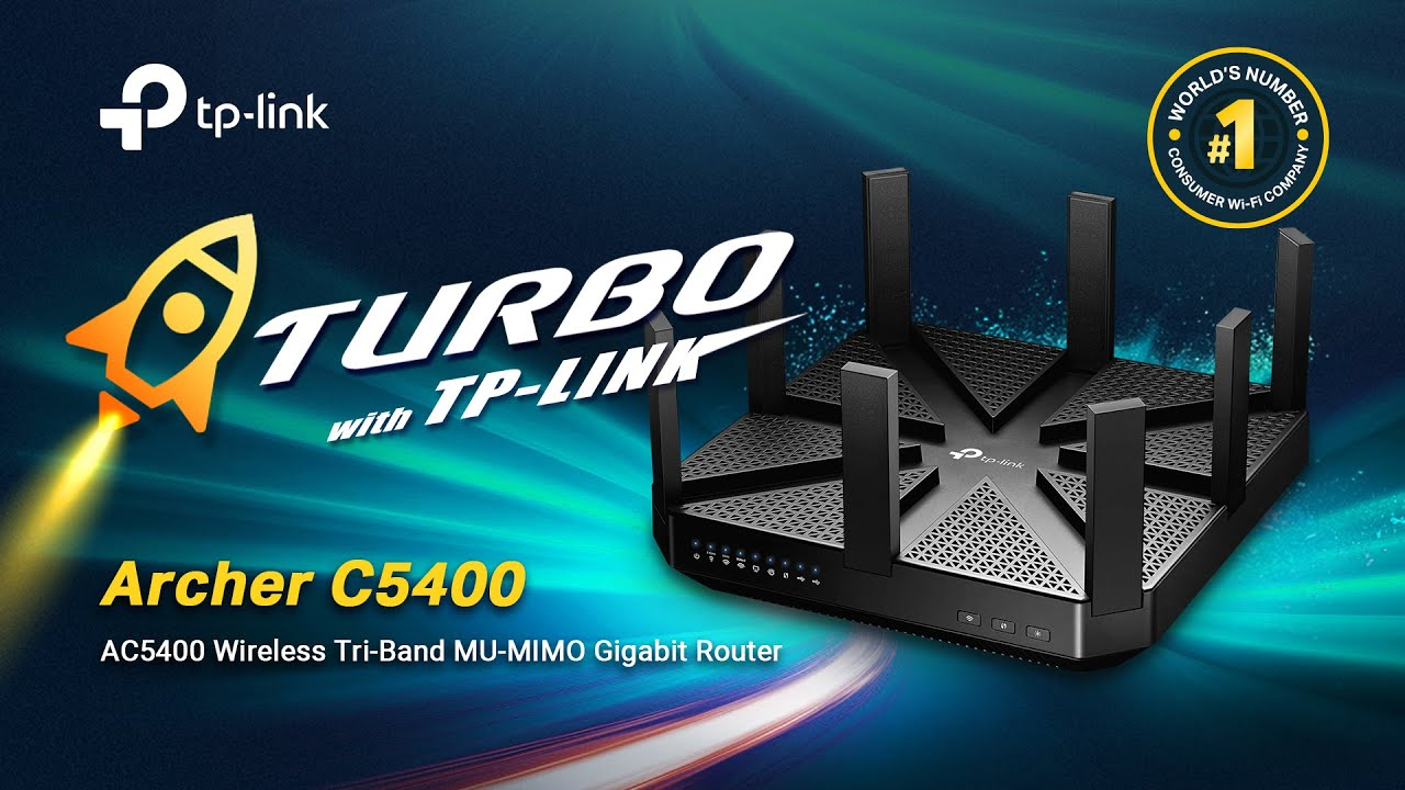 TP-Link Archer C5400 WiFi Speedtest Unifi 800Mbps TIME 1Gbps - YouTube
