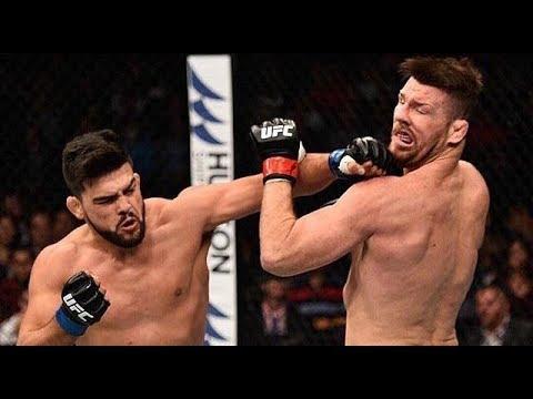 Kelvin Gastelum KO's Bisping Post Fight Review UFC Shanghai