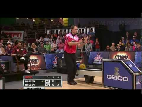 2013 PBA Mark Roth Classic Championship Match HD
