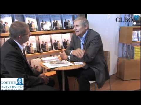 Ulrich Wickert im Gespräch mit Rolf van Dick (CLBO)