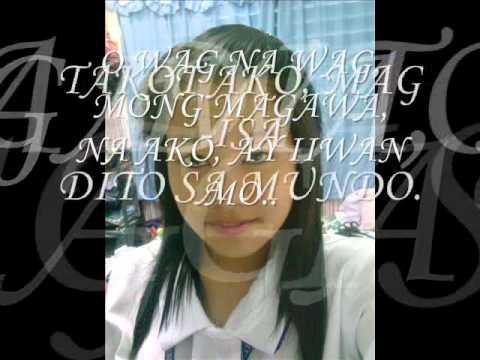 HUWAG NA HUWAG lyrics by Tangerine