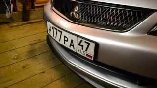 номер на магнитах Mitsubishi Lancer IХ