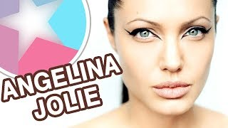 Angelina Jolie Before And After | Then And Now | Changing Face