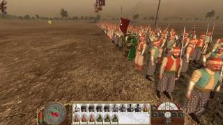 Empire Total War: Battle of Ottomans vs. Russians