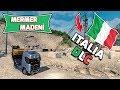 ITALYA DLC'Sİ GELDİ !!! // MERMER MADENİ 🔴EURO TRUCK SIMULATOR🔴