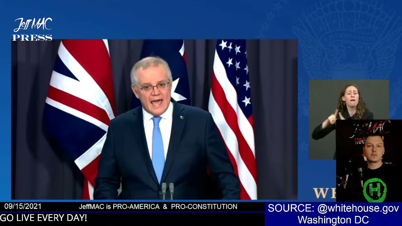 LIVE: Biden on National Security Initiative | Washington DC | USA |