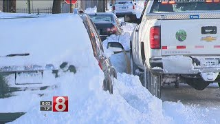 Frustrations grow about snow removal from the streets