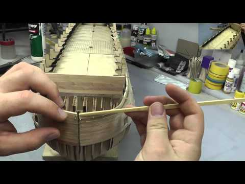 Deagostini : HMS Victory : 1/84 Scale Model : Step By Step Video Build : Episode.11