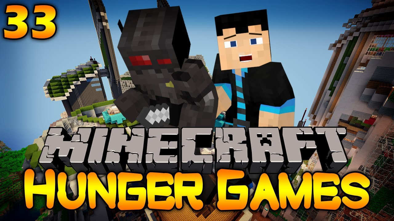 minecraft best hunger games ever