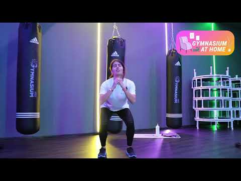 BUMBUM UP + ABS By Beartiz Grilo