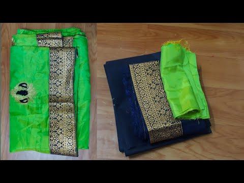 paithani-saree-blouse-design-cutting-and-stitching-back-neck