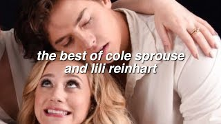 the best of cole sprouse & lili reinhart