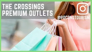 Spring Shopping at The Crossings in the Poconos