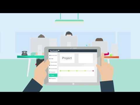 ¿CRM, gestion de proyectos y facturación en una sola herramienta? Teamleader ¡optimiza tu trabajo!