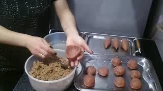 Ишли кюфта   Լցոնած  կոլոլակ  Իշլի քյուֆթա