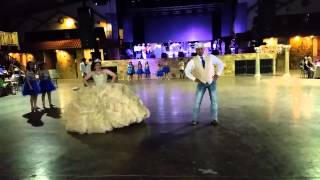 Video Aylin's - Father-Daughter Quinceanera Surprise Dance 4-25-15 download MP3, 3GP, MP4, WEBM, AVI, FLV Agustus 2018