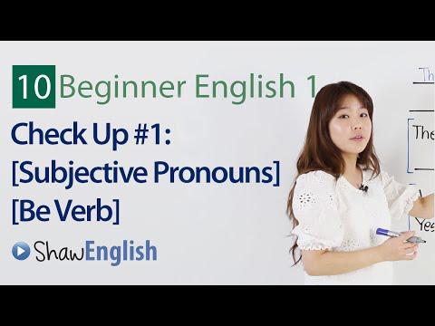 Grammar Check Up #1