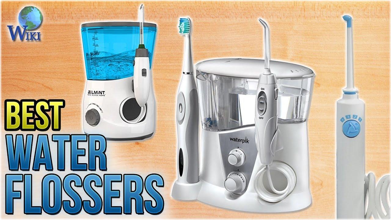10 Best Water Flossers 2018 Youtube