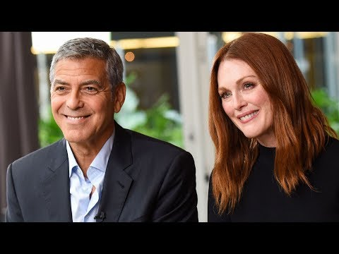 How The 2016 Election Inspired George Clooney To Make 'Suburbicon'