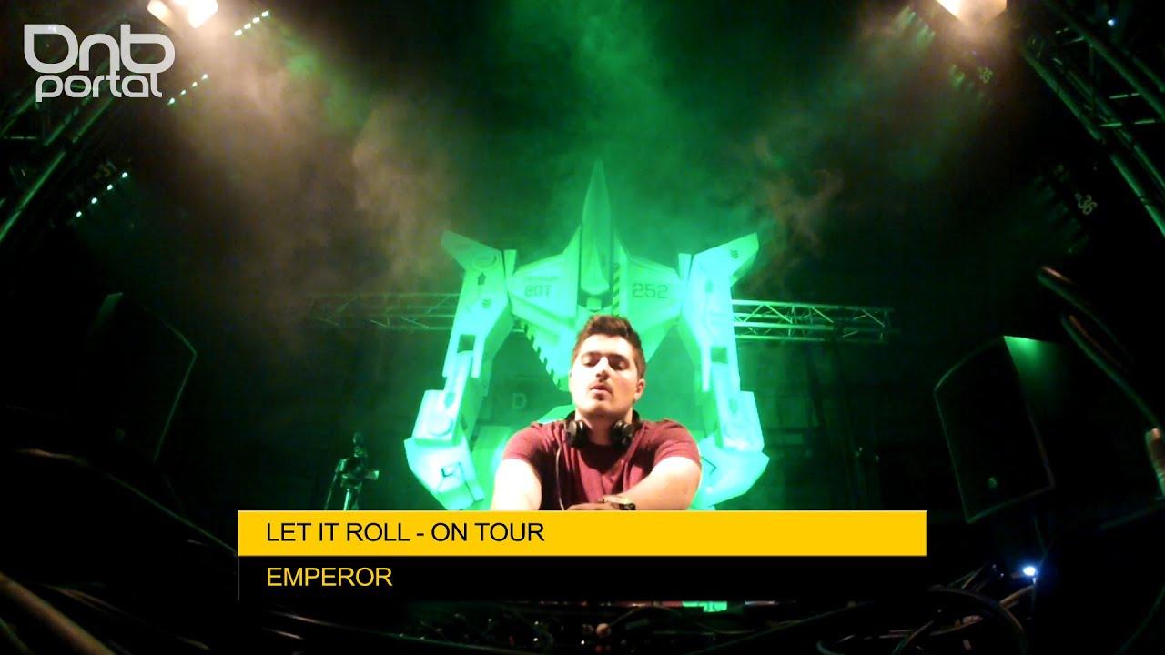 Emperor Dnb Tour