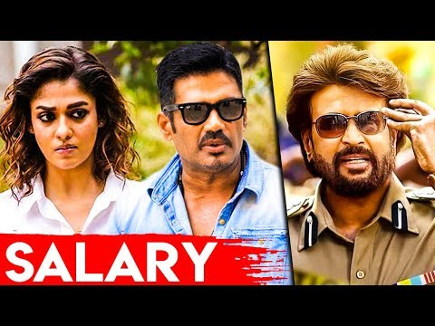 Nayanthara's  Demand For Darbar | Superstar Rajinikanth , Suniel Shetty | Hot News